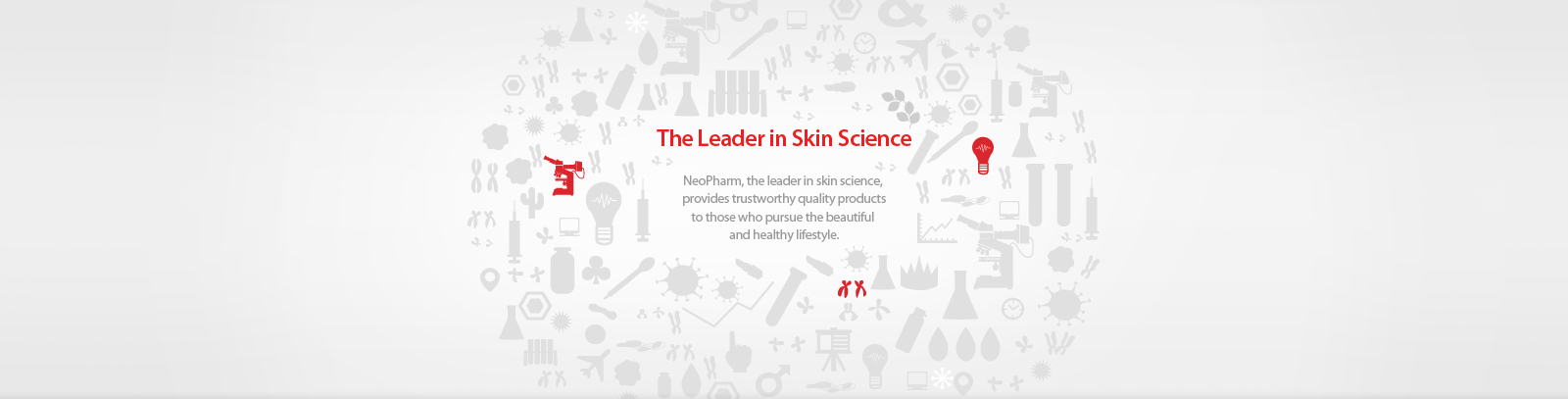 The Leader in Skin Science